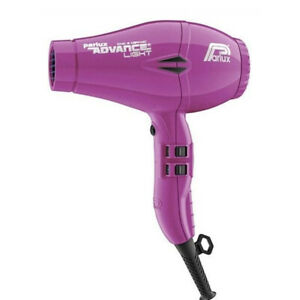 NEW, Parlux Advance Light Ceramic and Ionic Hair Dryer 2200W- Violet