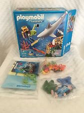 Playmobil 5770 City Life Summer Vacation Leisure Diver (missing shark fish)