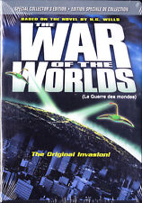 The War of the Worlds 1953 (DVD, 2005) English or French Audio Eng. Subtitles