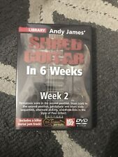Andy James Shred Guitar in 6 Weeks: Week 2 DVD