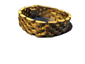 Goldarmband 333 Gelbgold