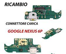 FLEX FLAT DOCK USB CONNETTORE DOCK RICARICA MICROFONO PER GOOGLE NEXUS 6P H1511
