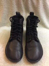 VIVOBAREFOOT Thinsulate 300085-01 Black Hi Top Leather Men's Size 42/9.5/10