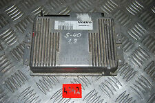 Volvo S40 V40 1.8 Steuergerät Motor S113727100C