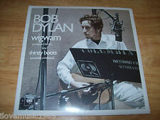 """NEW RSD Bob Dylan 7"""" Wigwam/Thirsty Boots RECORD STORE DAY 45RPM SEALED SS MINT"""