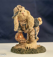 """Boyds Bears and Friends """"Lefty.on the Mound""""-Style 2253-1994 Collectible"""