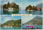LE ISOLE DEL LAGO D'ISEO - VEDUTINE (BRESCIA) 1970