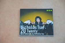 coffret CD BEST SELECTION NICHOLAS TSE  20 TWENTY