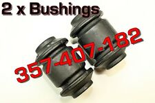 357-407-182 AUDI & VW 2 x (two) Front Lower Control Arm, BUSHING, VOTEX Brand