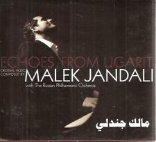 Echoes from Ugarit: Malek Jandali, Ambiance Arabesque Russian Orchest Classic CD