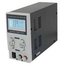 Low Cost 0-30V, 10Amp Bench Power Supply (CSI3010SM)