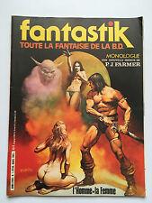 ALBUM FANTASTIK N°1 .......... EDITION ORIGINALE  1981