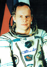 Anatoly SOLOVYEV Soviet Cosmonaut Signed Autograph 12x8 Photo COA AFTAL