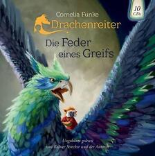 Drachenreiter 2. Die Feder eines Greifs von Cornelia Funke (2016)
