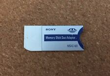 Sony Memory Stick Duo Adaptor - MSAC-M2