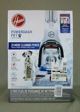 Hoover PowerDash Pet Carpet Cleaner Antimicrobial Pet Brushes, FH50700 Shampooer