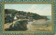 Postcard posted 1919 Lancashire Morecambe