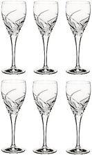 RCR CRYSTAL DA VINCI GROSSETO MEDIUM WINE GLASSES 25cl (SET OF 6) BRAND NEW