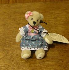 "Ganz Cottage Miniatures Cc7220 Claira, 3"" by Lynda Kunz, New from Retail Shop"