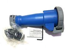 HUBBELL HBL460C9W Wasserdicht Stecker IEC Pin und Ärmel 60A 3PHASE 250VAC 5HP