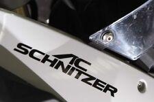 2x AC Schnitzer BMW Aufkleber Logo Emblem Interieur usw. 25cm