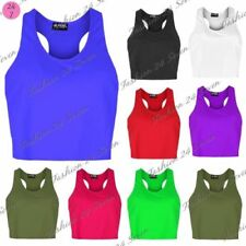 Unbranded Elastane Camisoles & Vests for Women