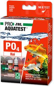JBL PROAQUATEST PO4 Phosphat Koi - Bestimmung des Phosphat im Teichwasser