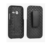 Verizon*OEM Shell Holster Combo Case Cover & Clip For HTC One Remix 65