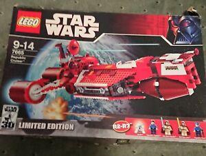 Lego Star Wars Republic Cruiser