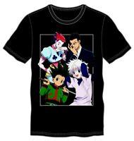 *Legit* Hunter X Hunter Anime Gon Killua Leorio Hisoka Authentic T-Shirt TS5KYH