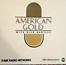 RADIO SHOW: DICK BARTLEY'S AM GOLD 7/23/94 TOP 10 4 TOPS & 7/70 BOB DYLAN, DC5