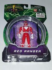 New Bandai Mighty Morphin Power Rangers Red Ranger 2010 88121