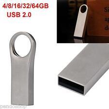 32GB Metal USB WaterProof Flash Memory Drive Storage Stick U Disk lot