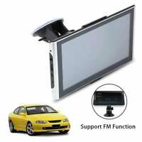 "7"" HD TFT LCD Portable Touch Screen Car Navigator 256MB 8GB FM GPS Navigation US"