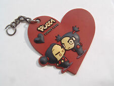 PORTE CLES PUCCA FUNNY LOVE