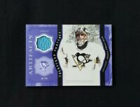 Marc Andre Fleury Treasured Swatches 2011-12 Artifacts Jersey PENGUINS TS-MF