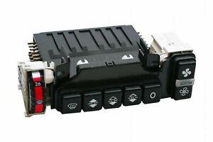 Mercedes Climate Control Push Button Unit Remanufactured W126 '79-'85