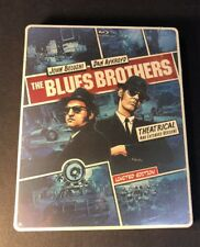 The Blues Brothers [ Limited STEELBOOK Edition v2 ] (Blu-ray Disc) NEW