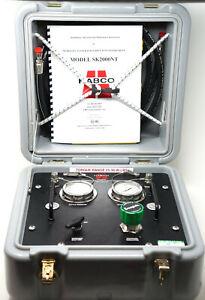 Habco SK2000NT Nitrogen Regulator Integrity Test Unit 2000 PSI