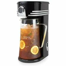 """Ci3Bk Iced Tea Machines Coffee Maker And Brewing System, Glass Pitcher, Quart, """""""