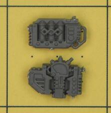 Warhammer 40K Ángeles de marines espaciales oscuro Ravenwing comando boticario estiba