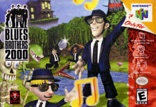 Blues Brothers 2000 Rare - Nintendo N64 Game