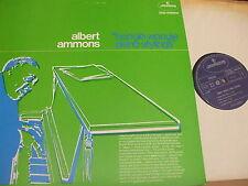 6336 326 Albert Ammons - Boogie Woogie Piano Stylings - Mercury LP
