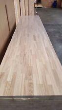 Solid Oak Natural Worktop 100% Real wood / Kitchen Worktops 3000x650x40mm