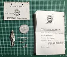 SQUADRON RANGE MINIATURES SQN 54/142 - CHINDIT PVT. BURMA 1944 - 54mmMETAL