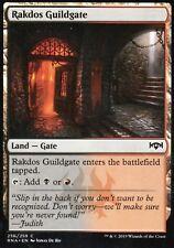 4x Rakdos Guildgate - Version 2 | NM/M | Ravnica Allegiance | Magic MTG