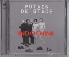 PUTAIN DE STADE - INDOCHINE (CD)