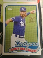 2021 Topps Series 1 Los Angeles Dodgers Team Lot 43 Cards