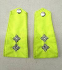 Ex Police Inspector Hi Vis Shoulder Epaulettes Waterproof Uniform Patrol Duty