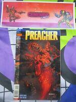 vtg preacher #12 (Grandma Custer Dies) vertigo DC Comic book hi res pics